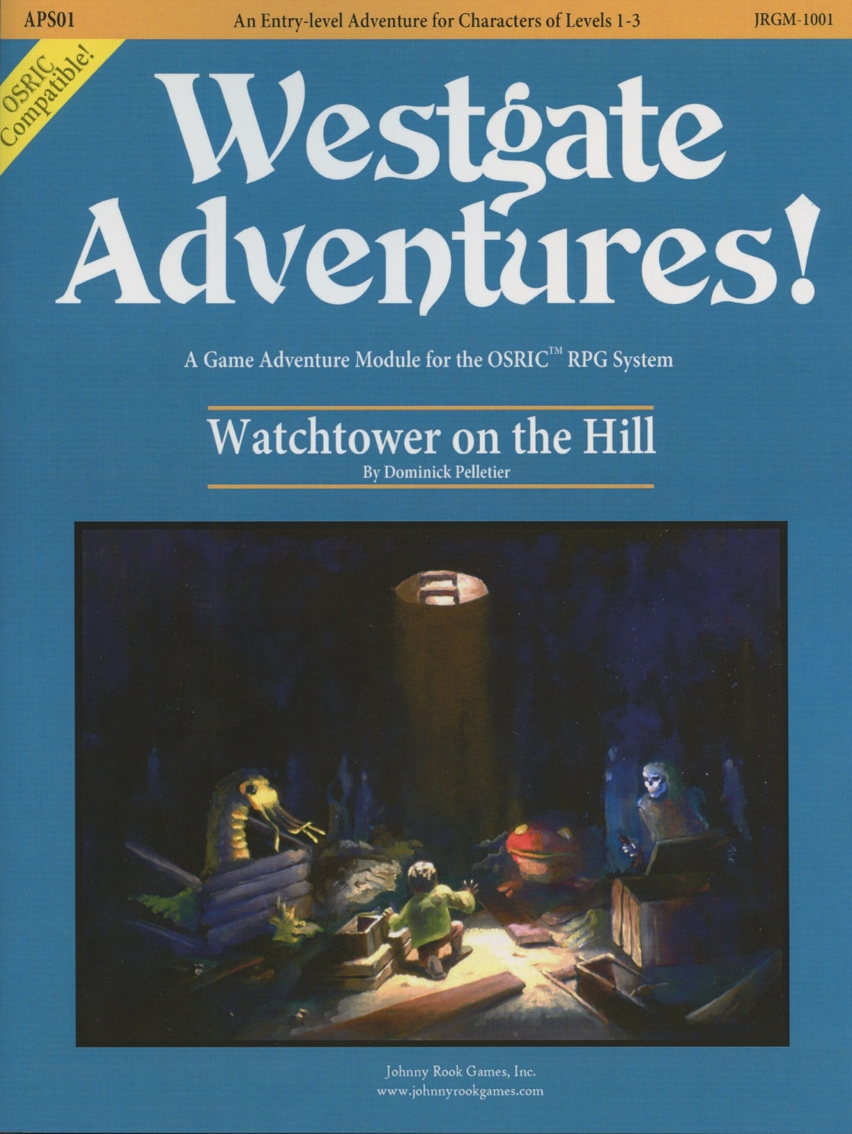 Cover of APS01 Watchtower on the Hill