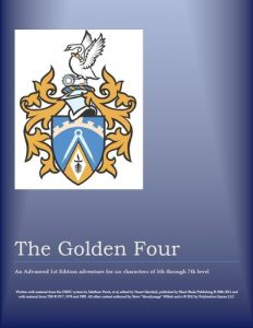 goldenfour