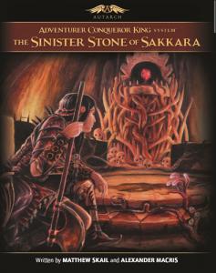 The Sinister Stone of Sakkara | tenfootpole org