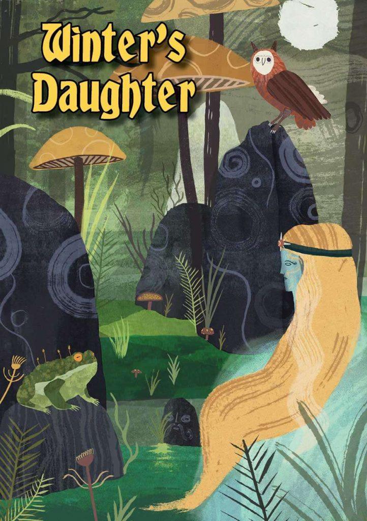 Winter's Daughter | tenfootpole.org