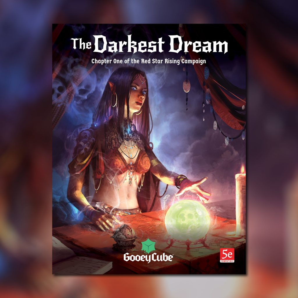 5e) Darkest Dream | tenfootpole org